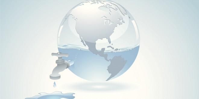 電力自由化と節水イメージ