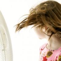 エアコンの電気代を節約するには扇風機がカギ!