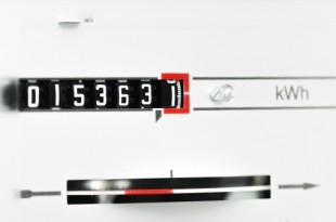 kWh counter