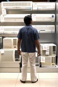 エアコンを選ぶ際は、出来るだけ性能を重視