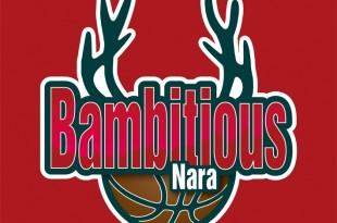 バンビシャス奈良 ロゴ