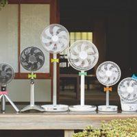 静音、節電、空気清浄も出来る!今、話題の高機能扇風機!ピックアップ3選