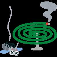 蚊取り線香~火を使うタイプと電気を使うタイプを徹底比較〜どちらが防虫効果高くて、トータルコストが安いのか?